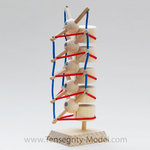 Tensegrity Model of the Spine